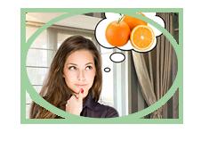 можно ли есть апельсин на ночь