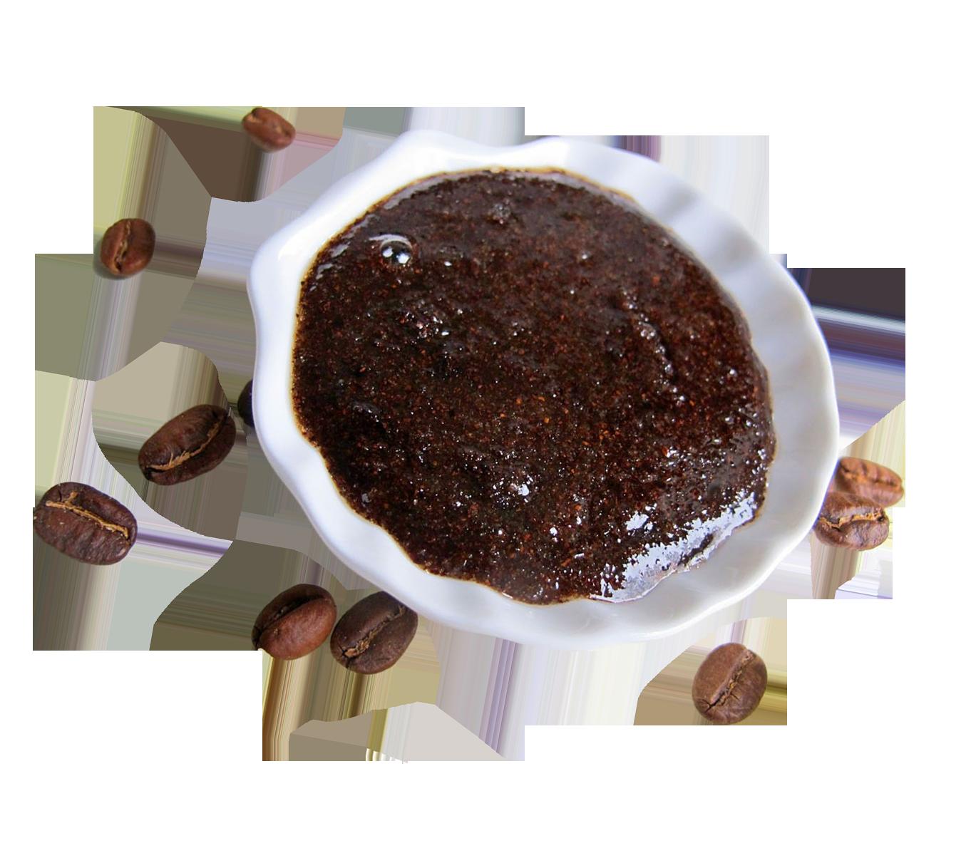 ингредиенты Питательная маска для рук из кофейной гущи