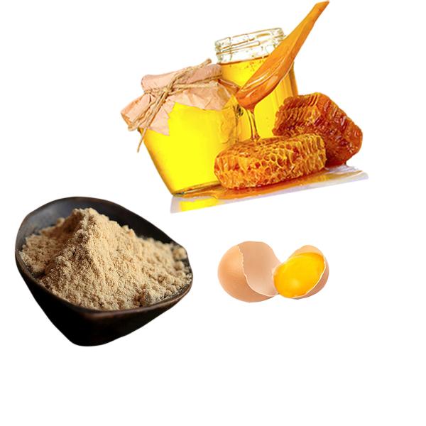 маска для рук с мёдом и толокном