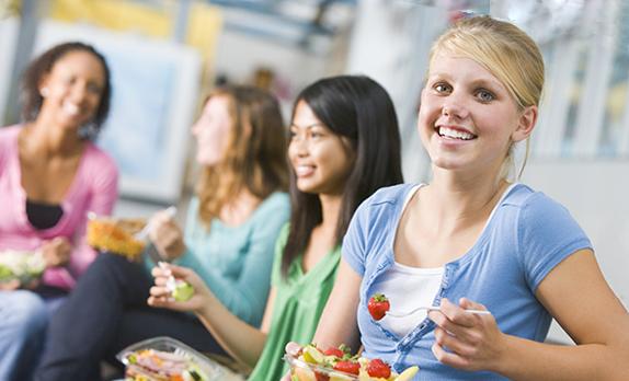 едятздоровую пищу