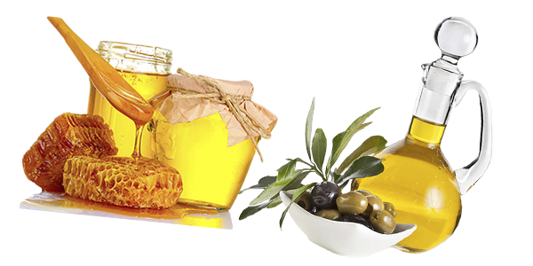 Мёд и масло