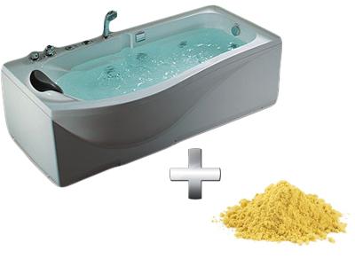 ванна с горчицей