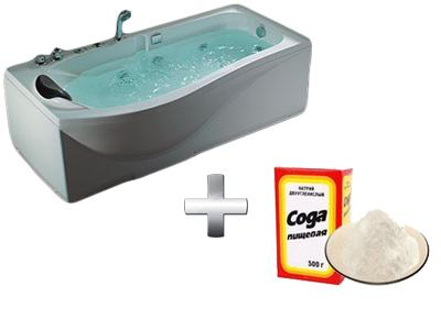 ванна с содой