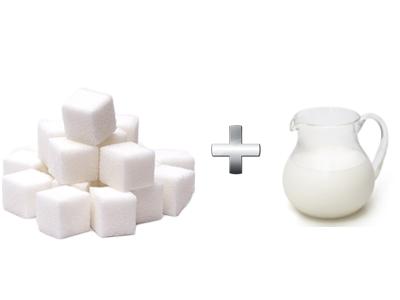 сахарный скраб со сливками